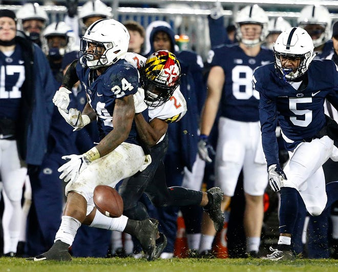 4. Penn State (9-3) | Last game: Defeated Maryland, 38-3 | Previous ranking: 3