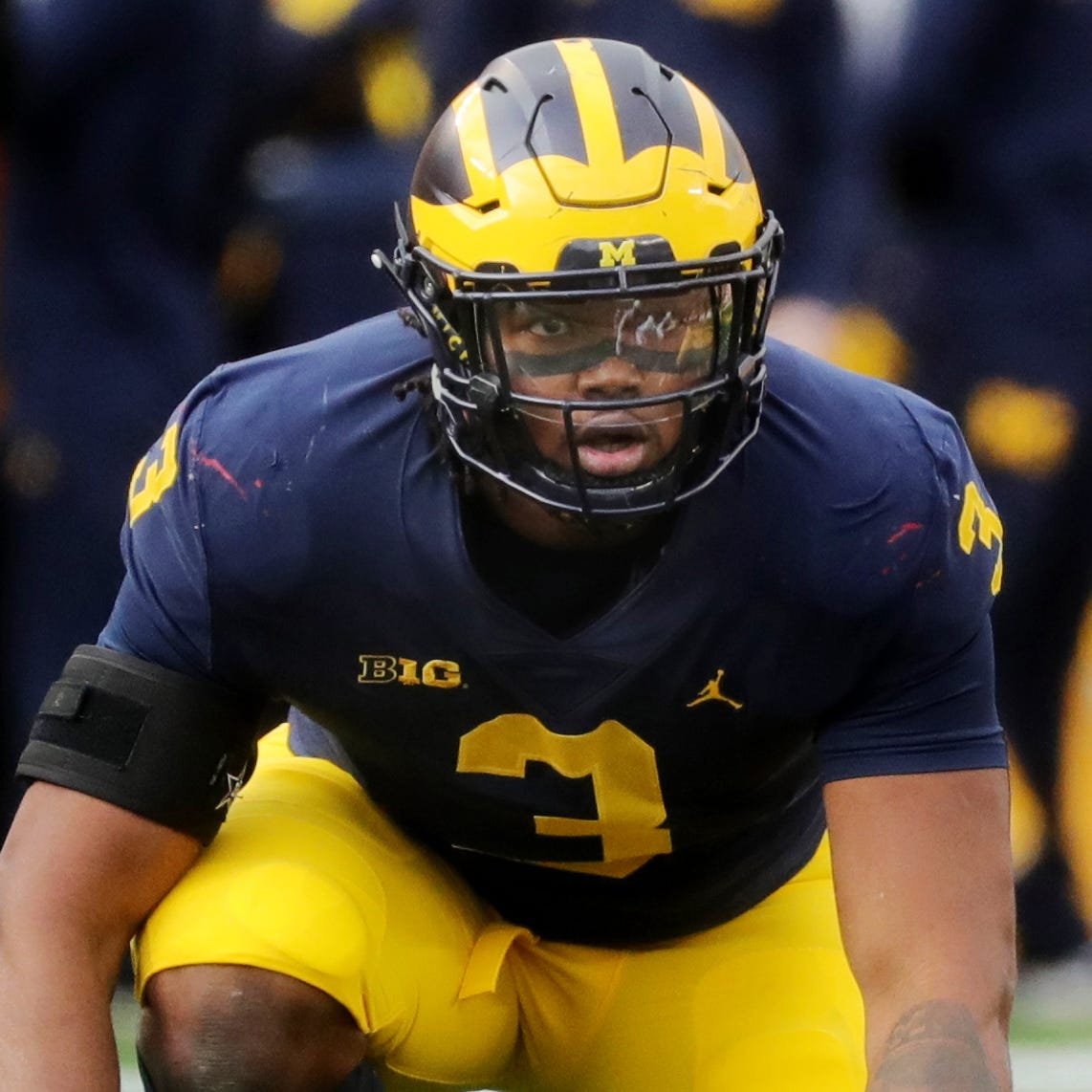 Ex-Michigan Wolverines DE Rashan Gary to form sports agency