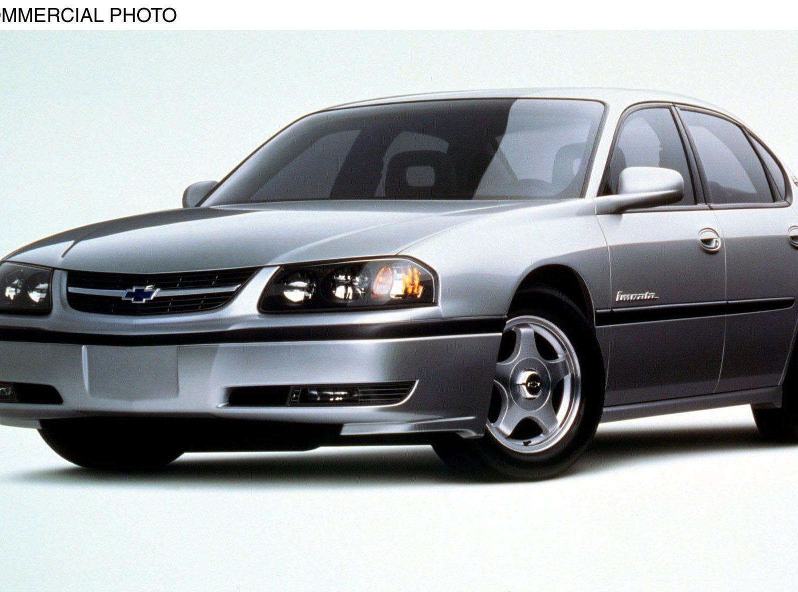 2000 Chevrolet Impala LS.