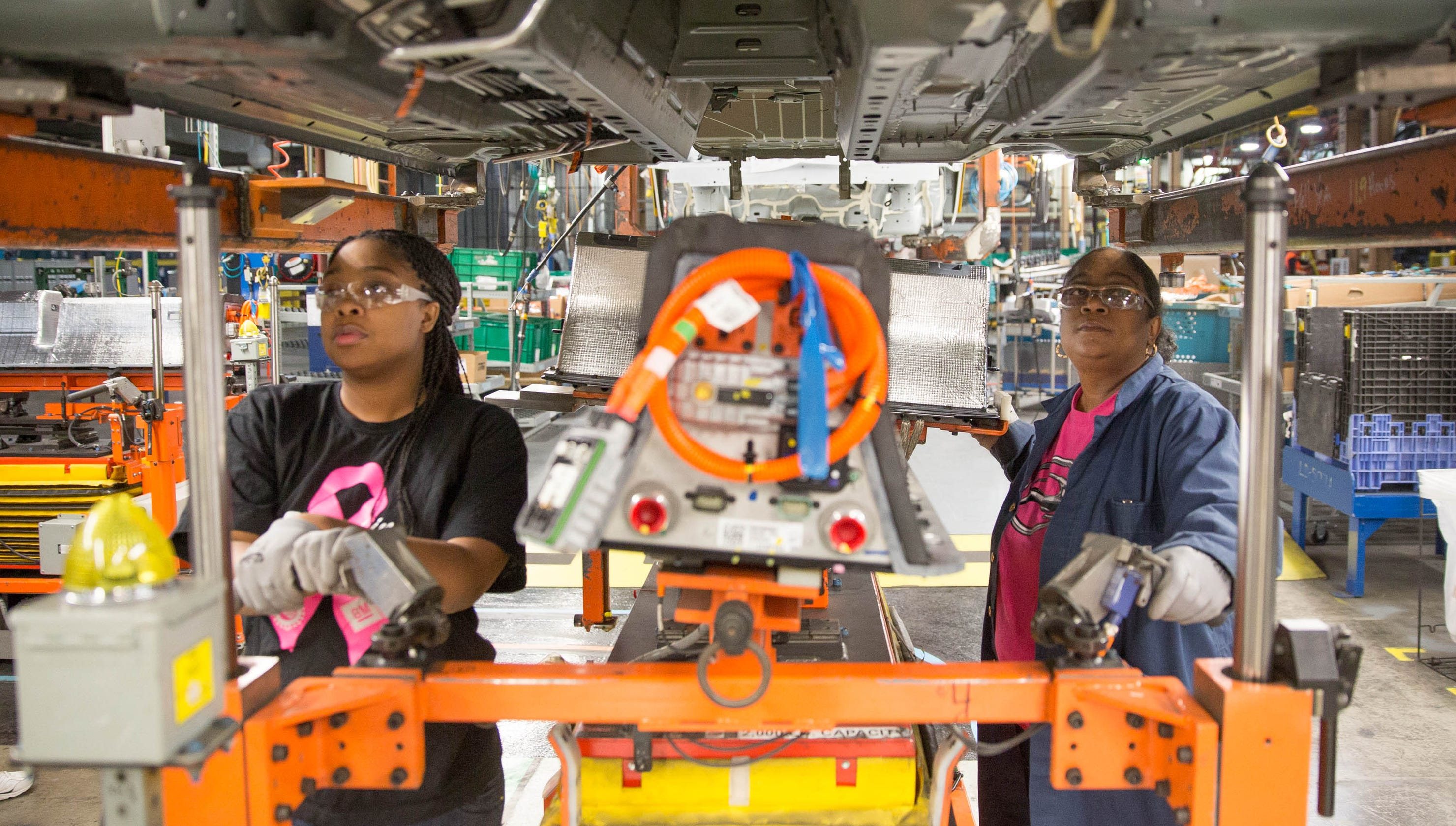 GM Decision To Close Detroit Hamtramck Met With Shock Anger