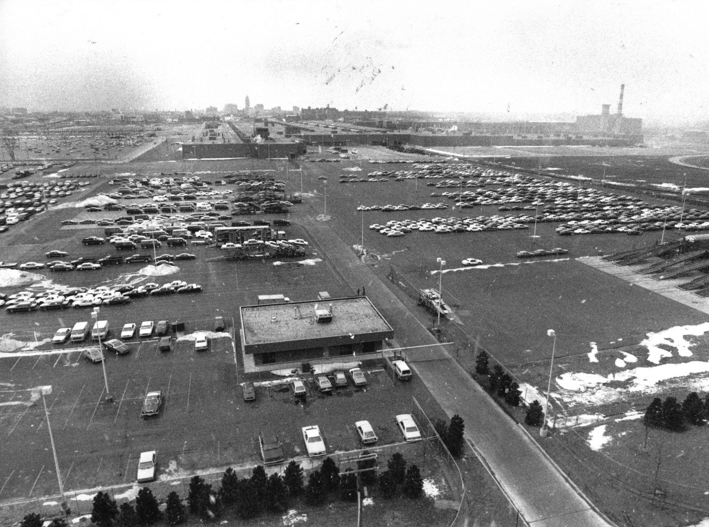 General Motors Corp, Cadillac Assembly Plant. The cost of assembling the land for General Motors' Poletown plant, has more than doubled the original estimate.