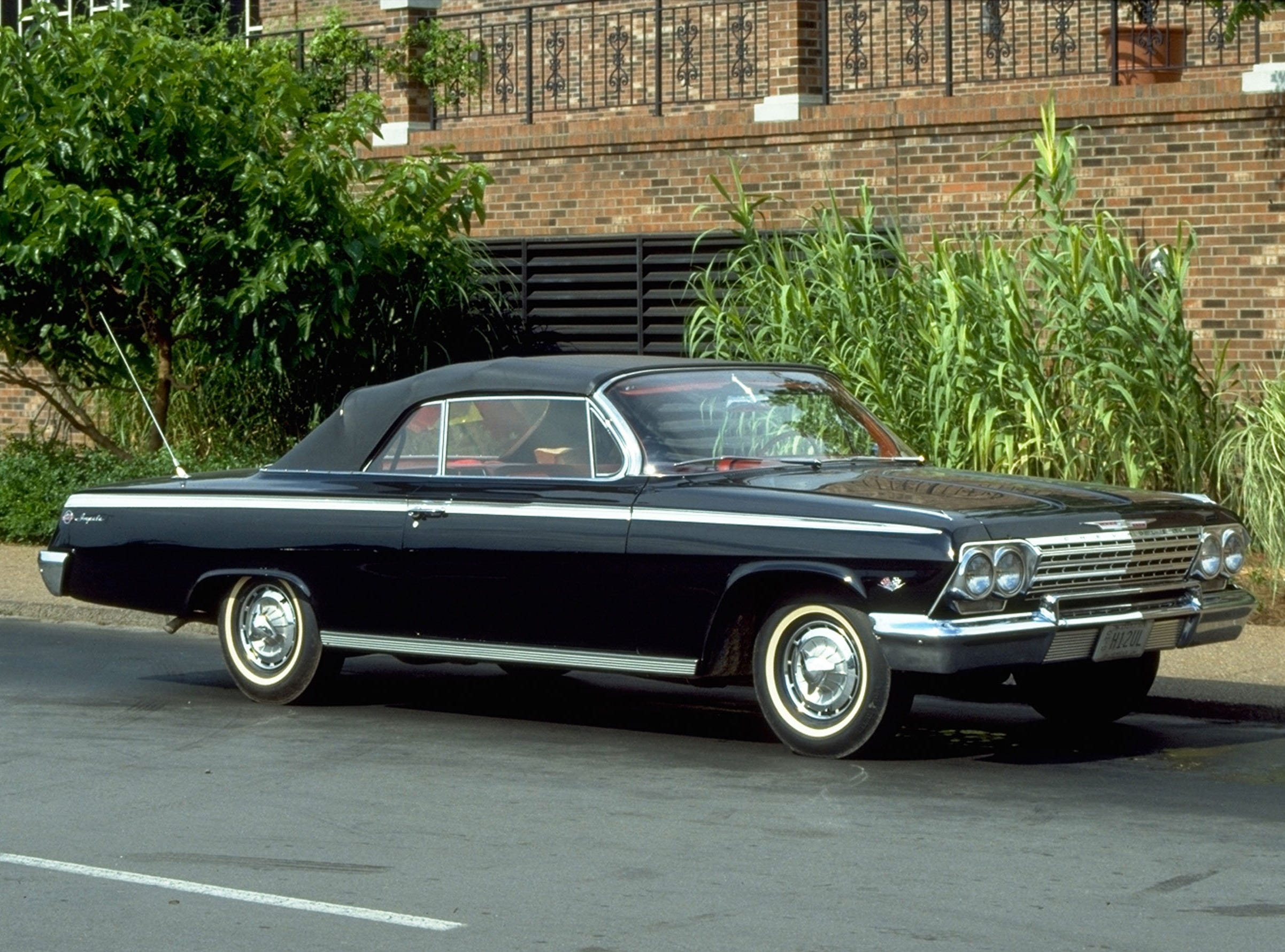 1962 Chevy Impala Super Sport Convertible Coupe.