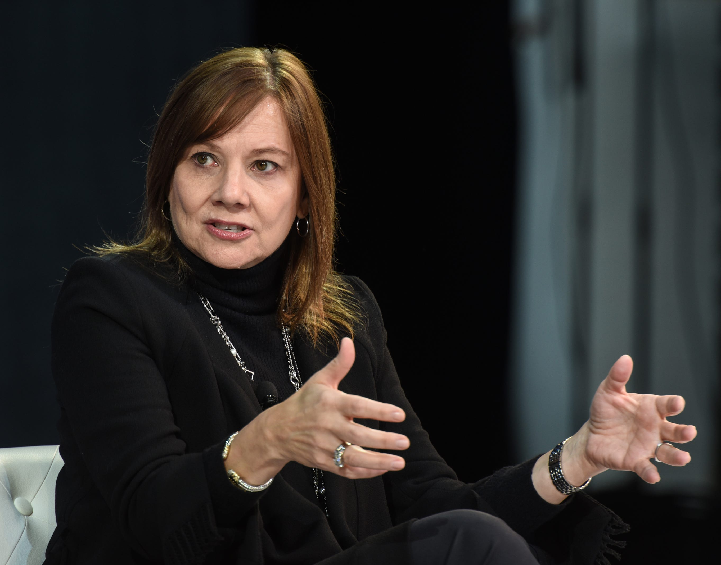 Gm Ceo Barra Earned 21 6 Million In 2019