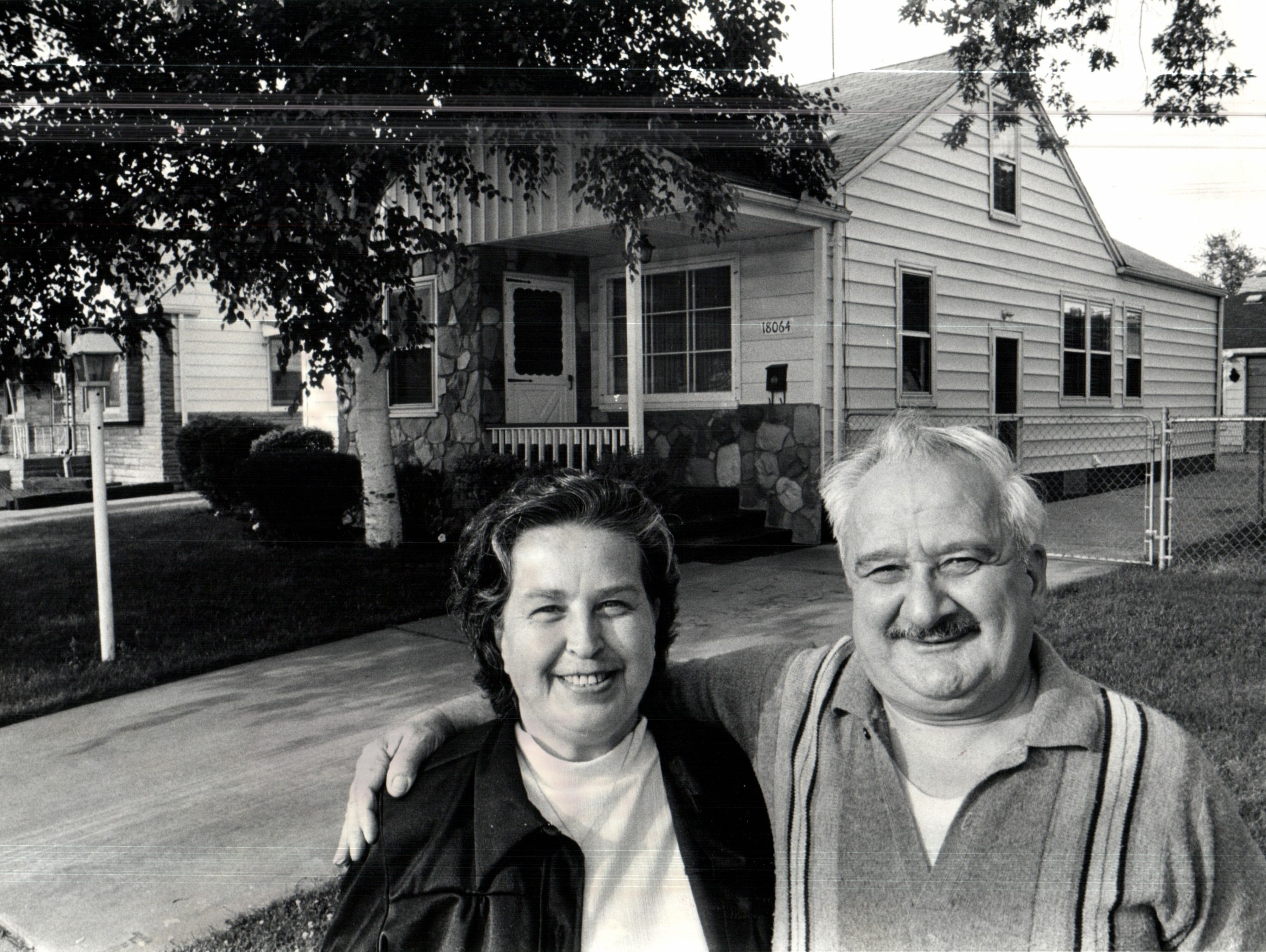 Donald and Mary Ludwig lived in the Poletown neighborhood in Detroit, Michigan when General Motors announced a new factory where their home was. Their 67-year-old house on Kanter, which they'd lived in since 1952, was in the middle of the proposed plant site. The offer they received from GM, however, prompted the former Poletown Neighborhood Council activist to move to a bungalow on Barlow in northwest Detroit.