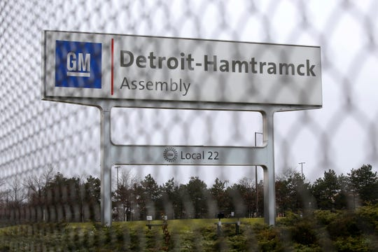 General Motors announced the closing of GM Detroit-Hamtramck Assembly Plant on Monday, Nov. 26, 2018. GM also announced the closing of two other assembly plants, one in Lordstown, Ohio and one in Oshawa, Ontario, Canada.