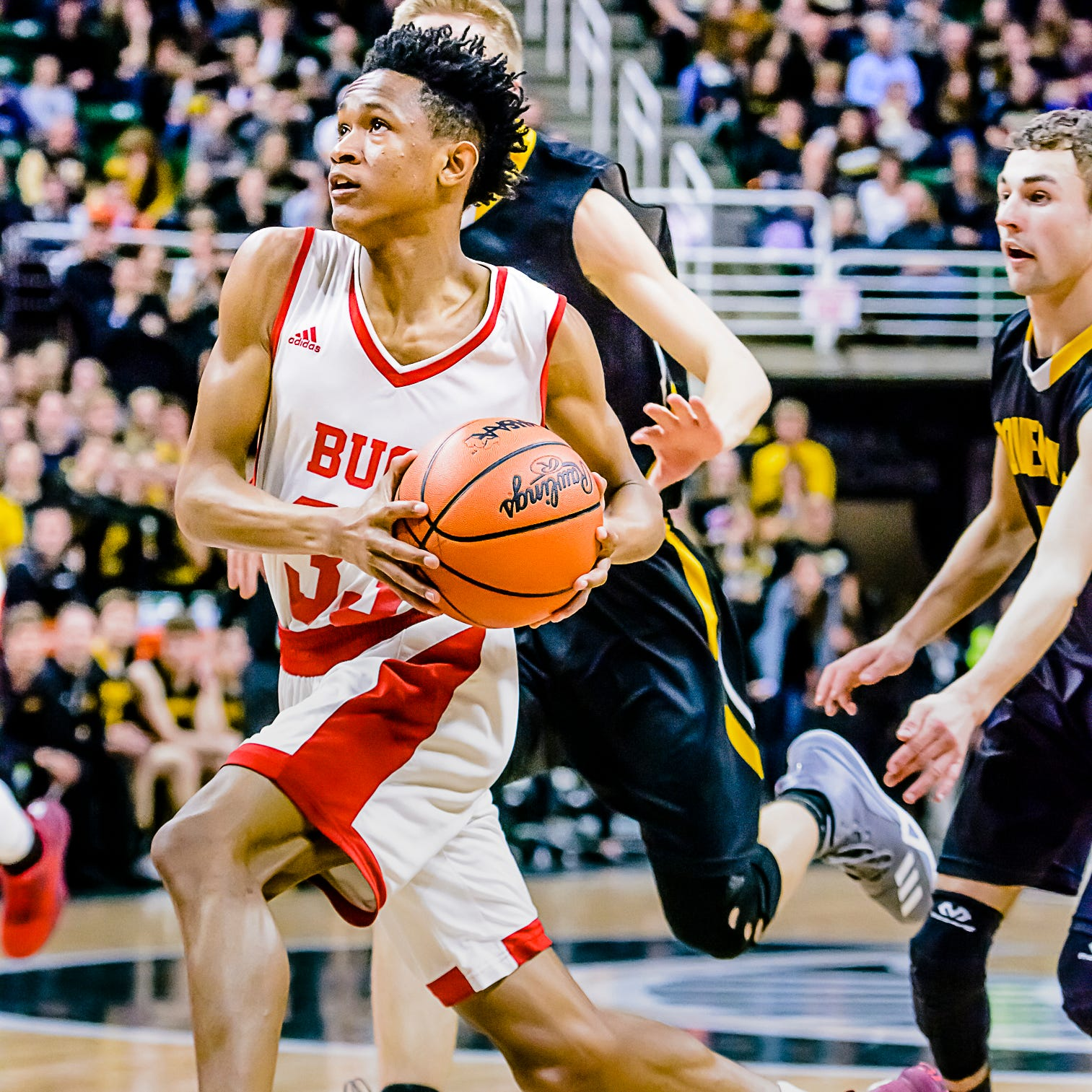 Michigan State basketball lands Flint Beecher guard Jalen Terry for 2020 class