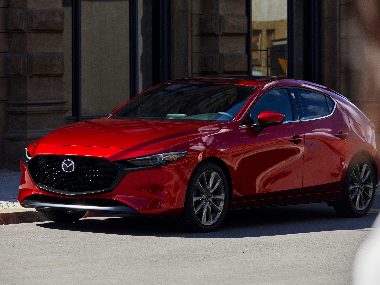 The all-new Mazda3.