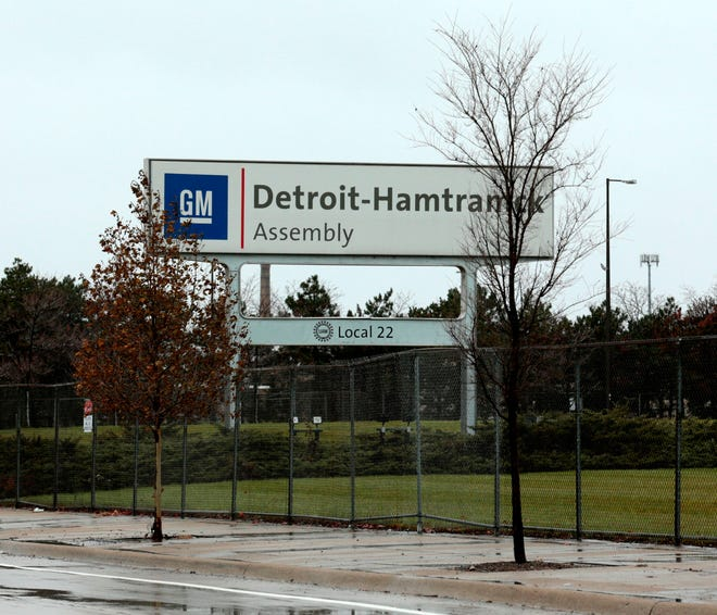 The closure of the Detroit-Hamtramck plant, which straddles both cities, marks the final semblance of an automotive plant in Hamtramck after American Axle & Manufacturing closed in 2012. The GM factory employs 1,348 hourly and 194 salaried workers.