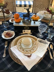 Before Thanksgiving was a good time to give thanks for friends, says Mary Carol Garrity. (Mary Carol Garrity)