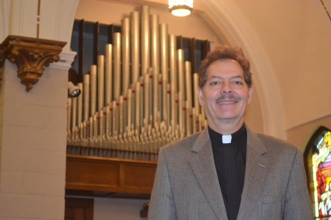 The Rev. Kurt Luebkeman was installed as the pastor of St. Paul Lutheran Church in Clyde on Nov. 4.
