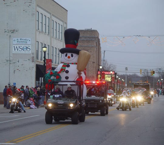 Downtown Fremont Inc. will be hosting a Downtown Open House on Friday and Saturday. The Holly Jolly Terra State Holiday Parade is Saturday  at 6 p.m. Attendance to these events is free to the public.