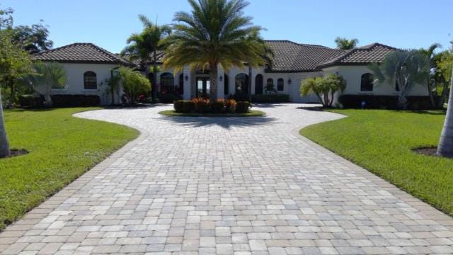 This home at 6120 Tarpon Estates Blvd., Cape Coral, recently sold for $1.99 million.