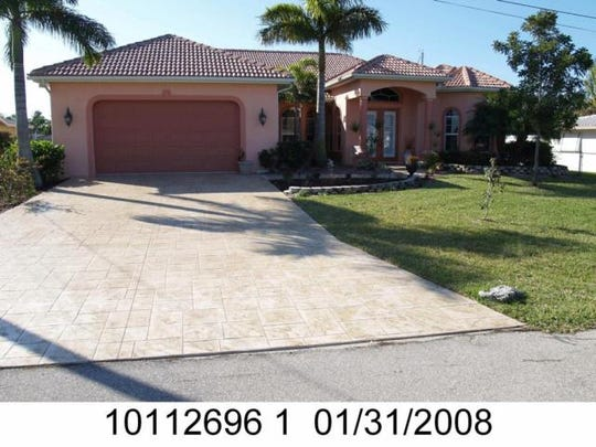 This home at 130 SW 57th St., Cape Coral, recently sold for $589,000.