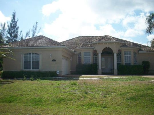 This home at 4510 NW 27th St., Cape Coral, recently sold for $599,900.
