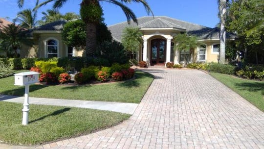 This home at 1819 Harbour Circle, Cape Coral, recently sold for $1.25 million.
