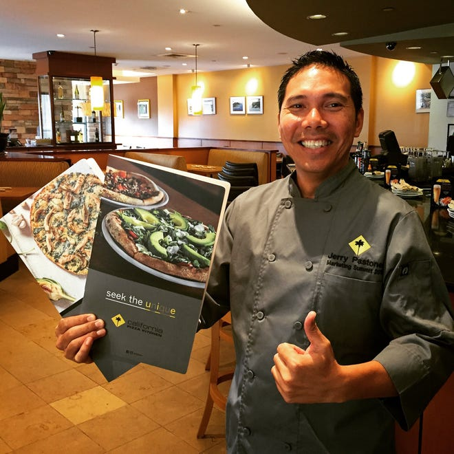 Director of Operations Jerry Pastones at California Pizza Kitchen