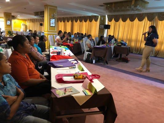 2018 Soe Special Ed Cohort In Palau2