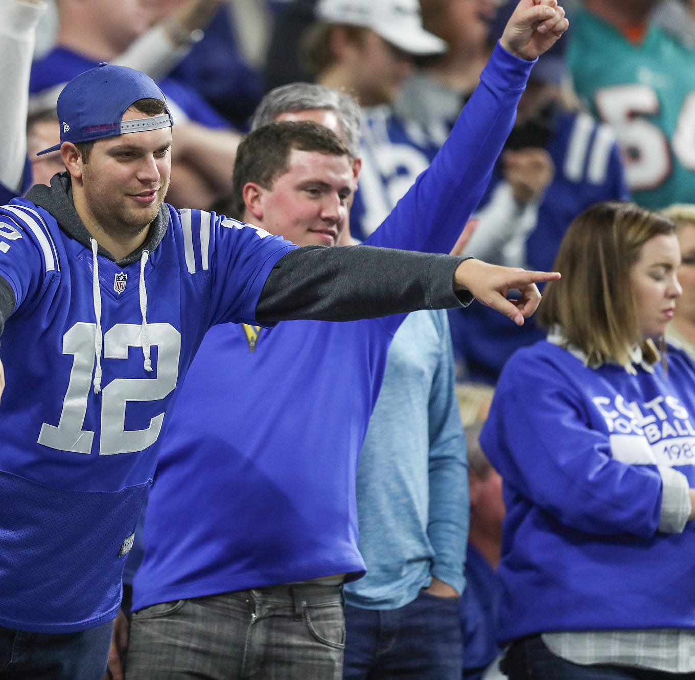 Colts 2019 season tickets renewal way ahead of last season's pace