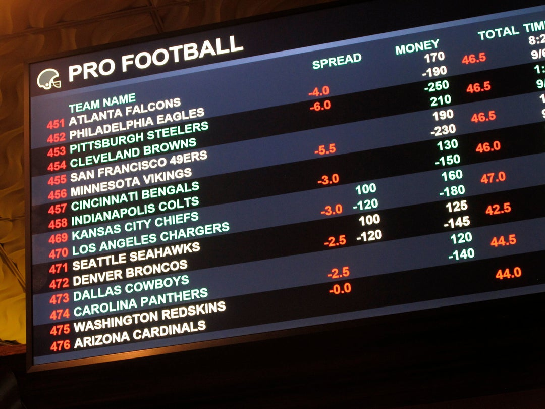 Bill legalizing sports betting, approving casino heads to Gov. Holcomb
