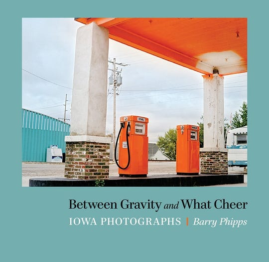 """""""Between Gravity and What Cheer"""" by Barry Phipps."""