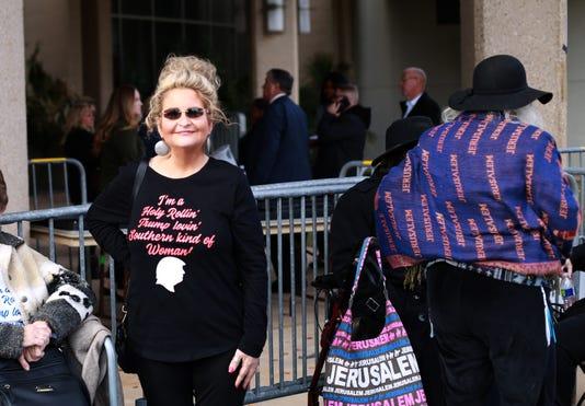 Trump Cindy Crain