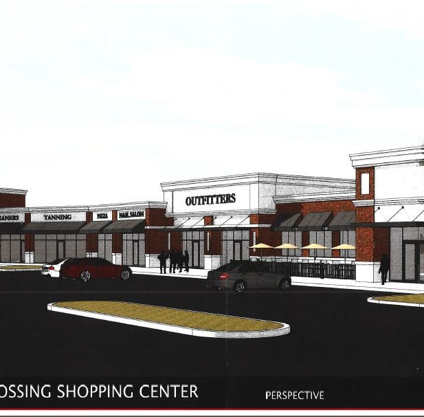 New retail development will offer services to growing residential area