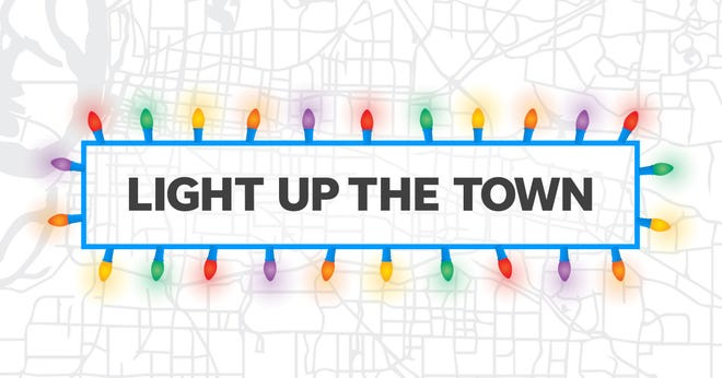 The Commercial Appeal is compiling an interactive map of the best holiday lights in Memphis.