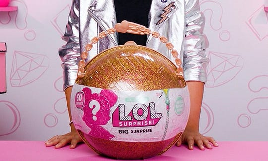Top Toys for Christmas  - L.O.L Surprise was big in 2017 and returns in 2018
