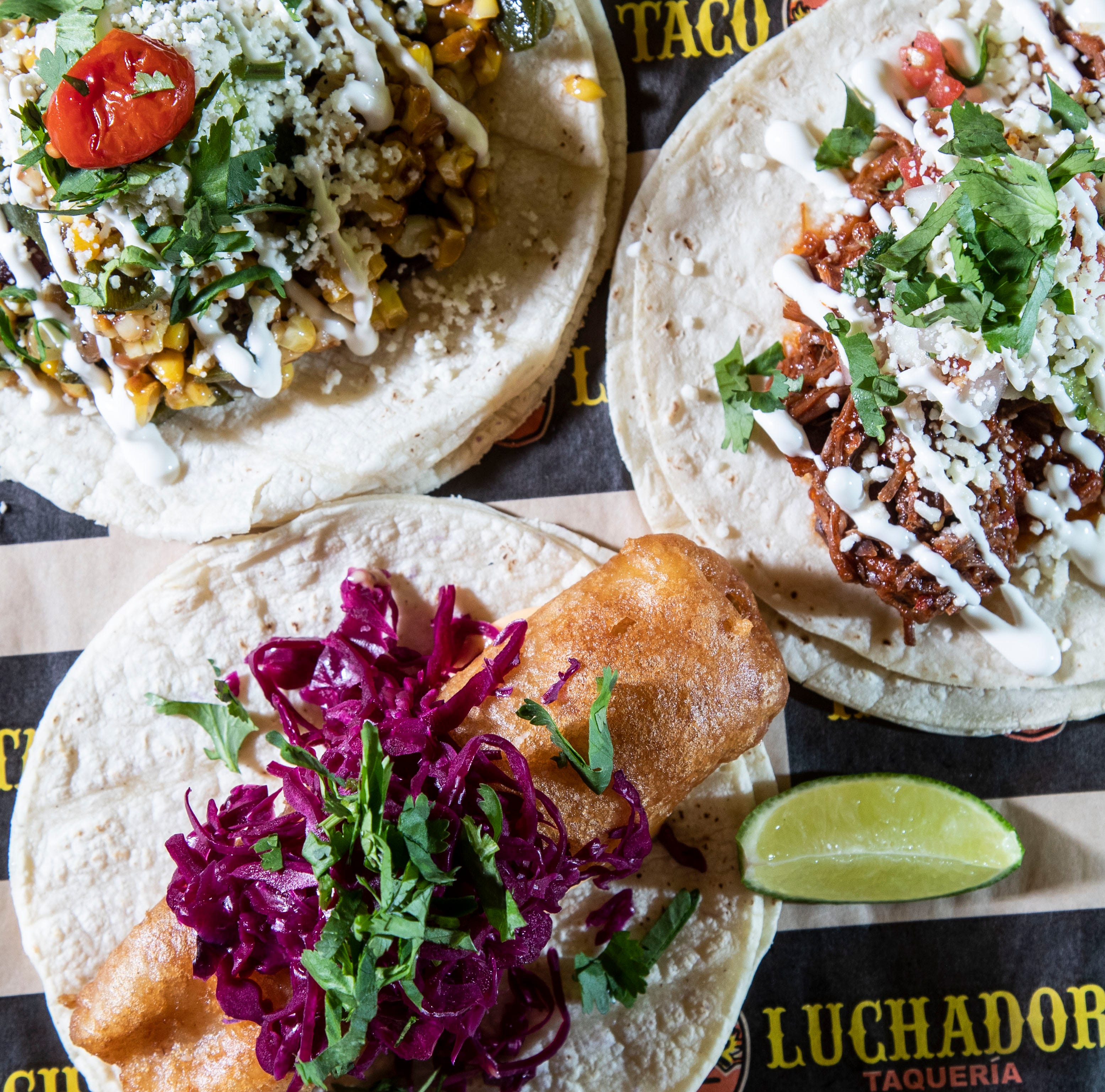 Taco Luchador offers 'exceptional' fare for Louisville taco lovers