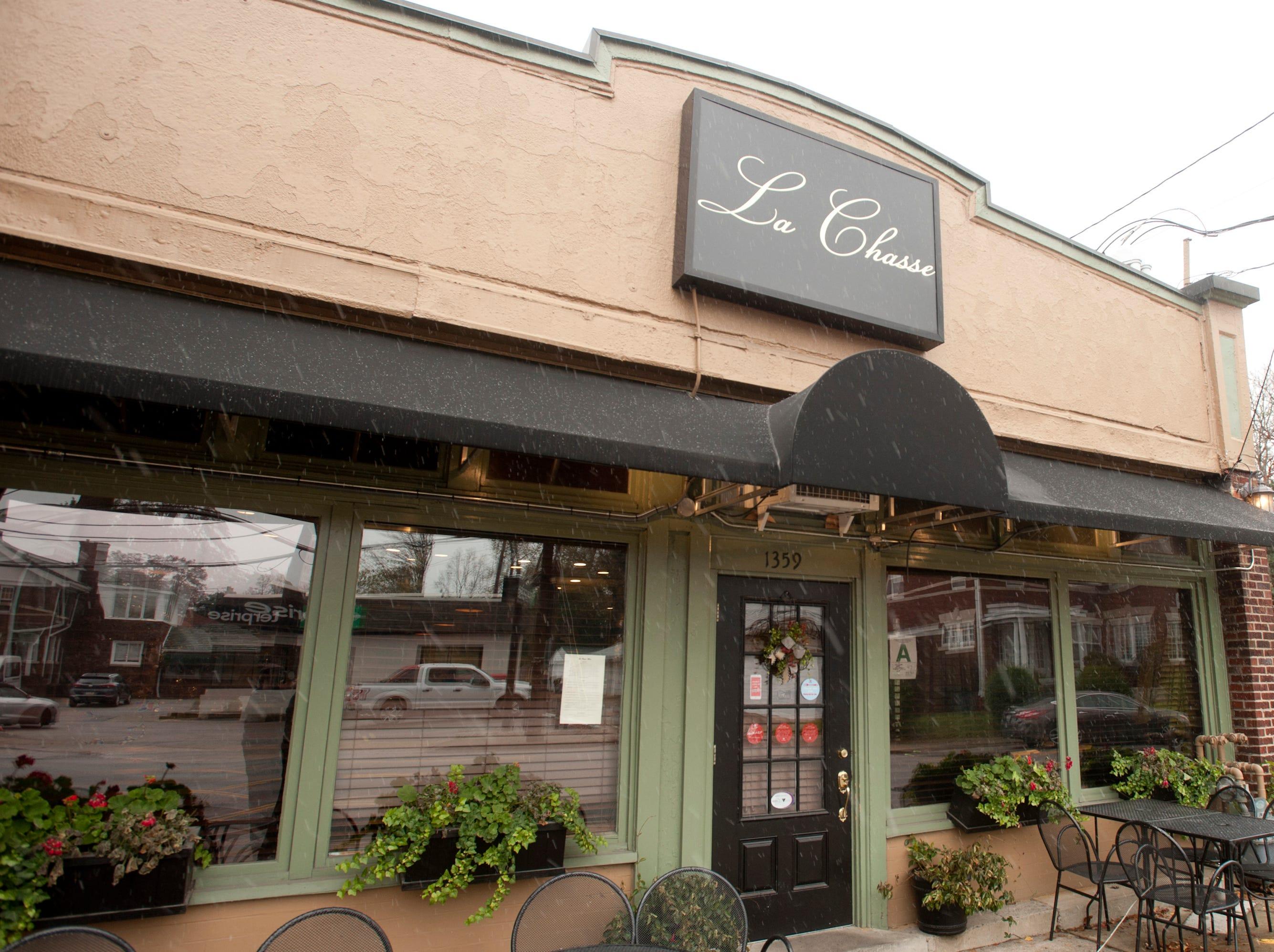 The La Chasse Restaurant on Bardstown Road.November 15, 2018