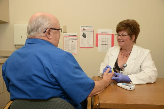 McLaren Greater Lansing Anticoagulant Clinic pharmacists help patients stay consistent when taking medications.