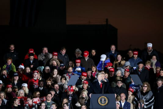 Trump Rally Tupelo