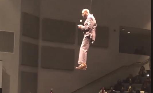 Floating Pastor