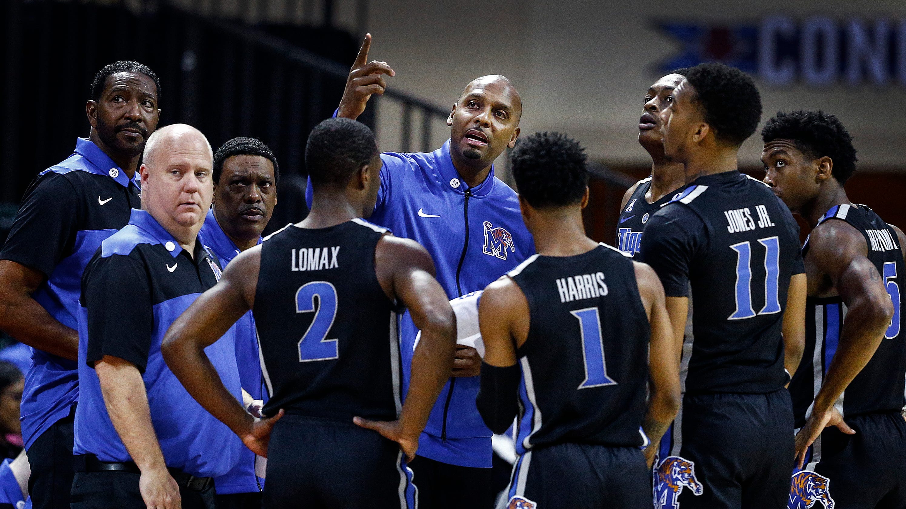 Penny Hardaway: Memphis basketball has 'work cut out' vs ...