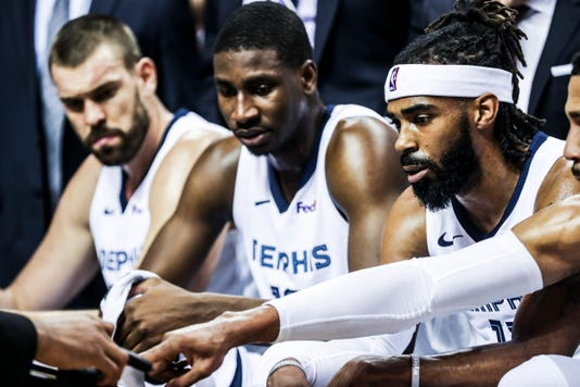 Grizzlies Vs Knicks