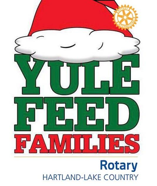 Yule Feed Rotary