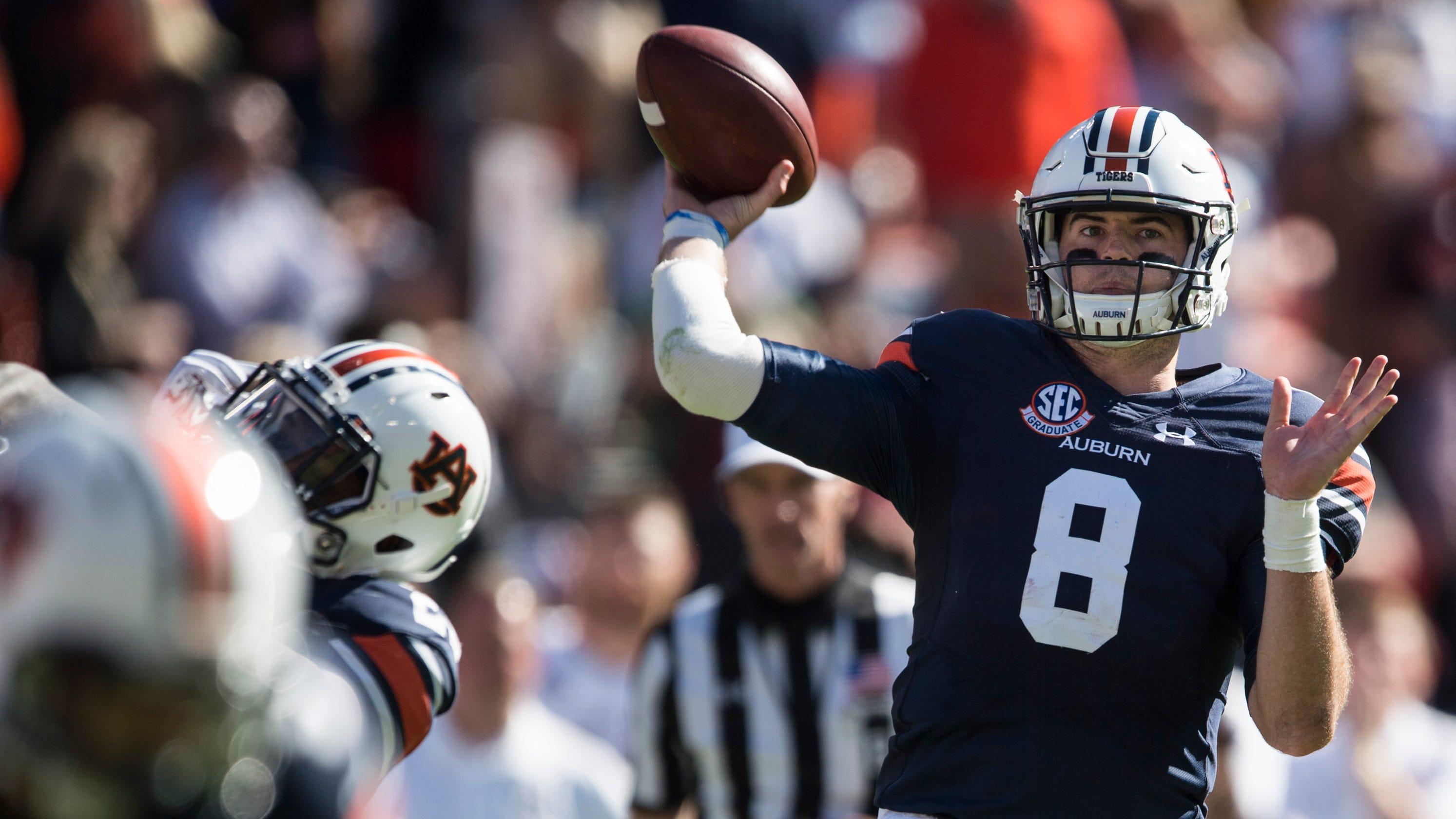 Auburn football  reactions to Jarrett Stidham s NFL draft decision e9957e06f