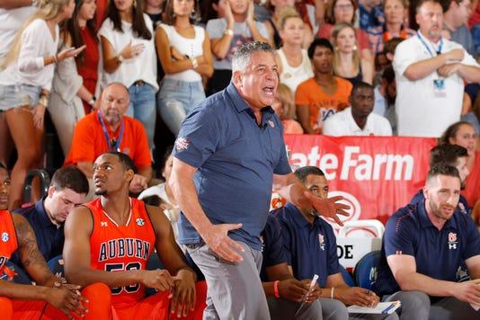 Ncaa Basketball Auburn At Duke