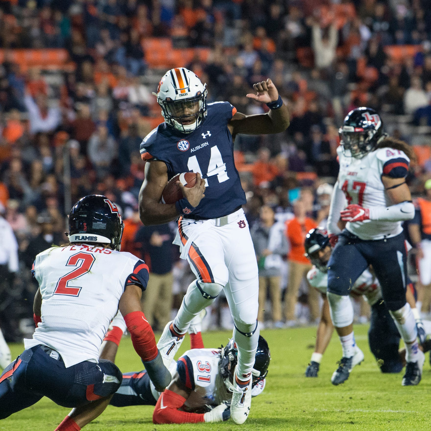 MAILBAG: Who will Auburn's quarterback, offensive coordinator be in 2019?