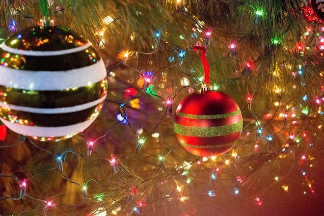 The Hendersonville HolidayFest Annual Tree Lighting Ceremony at Memorial Park on Sunday, Nov. 25.