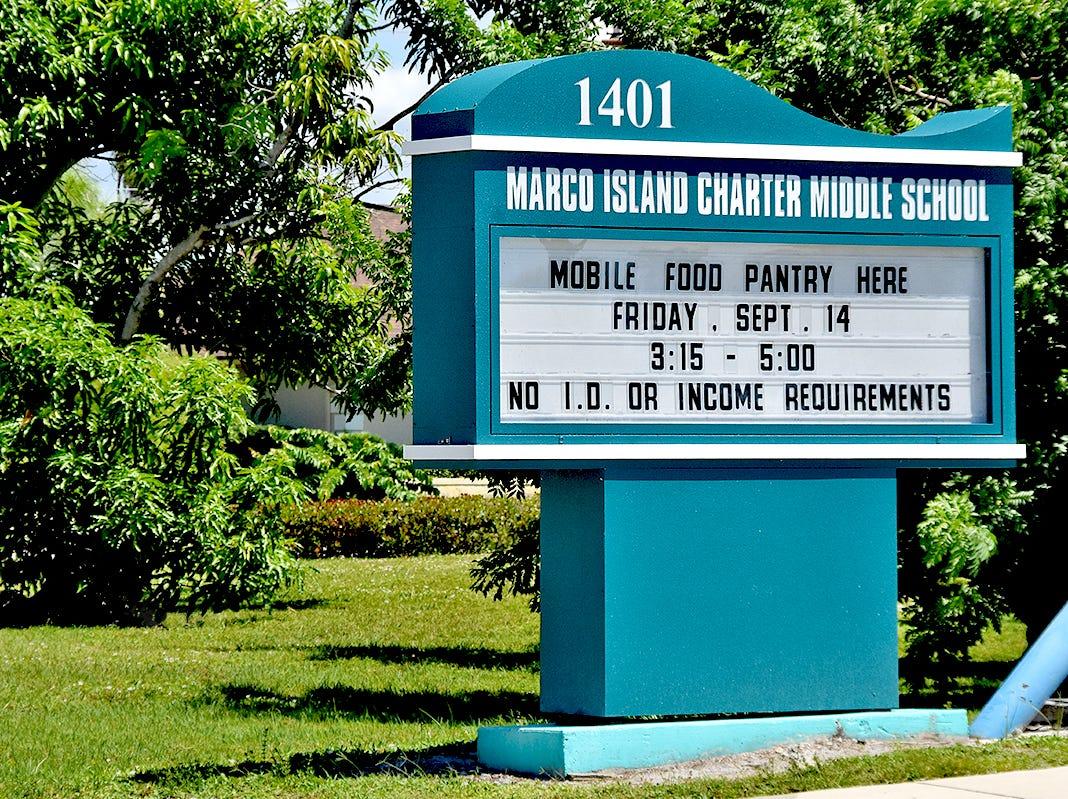 Marco Island Charter Middle School.