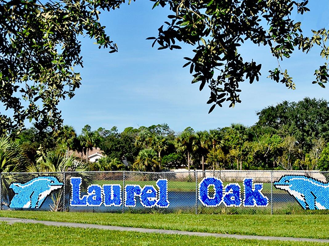Laurel Oak Elementary School.
