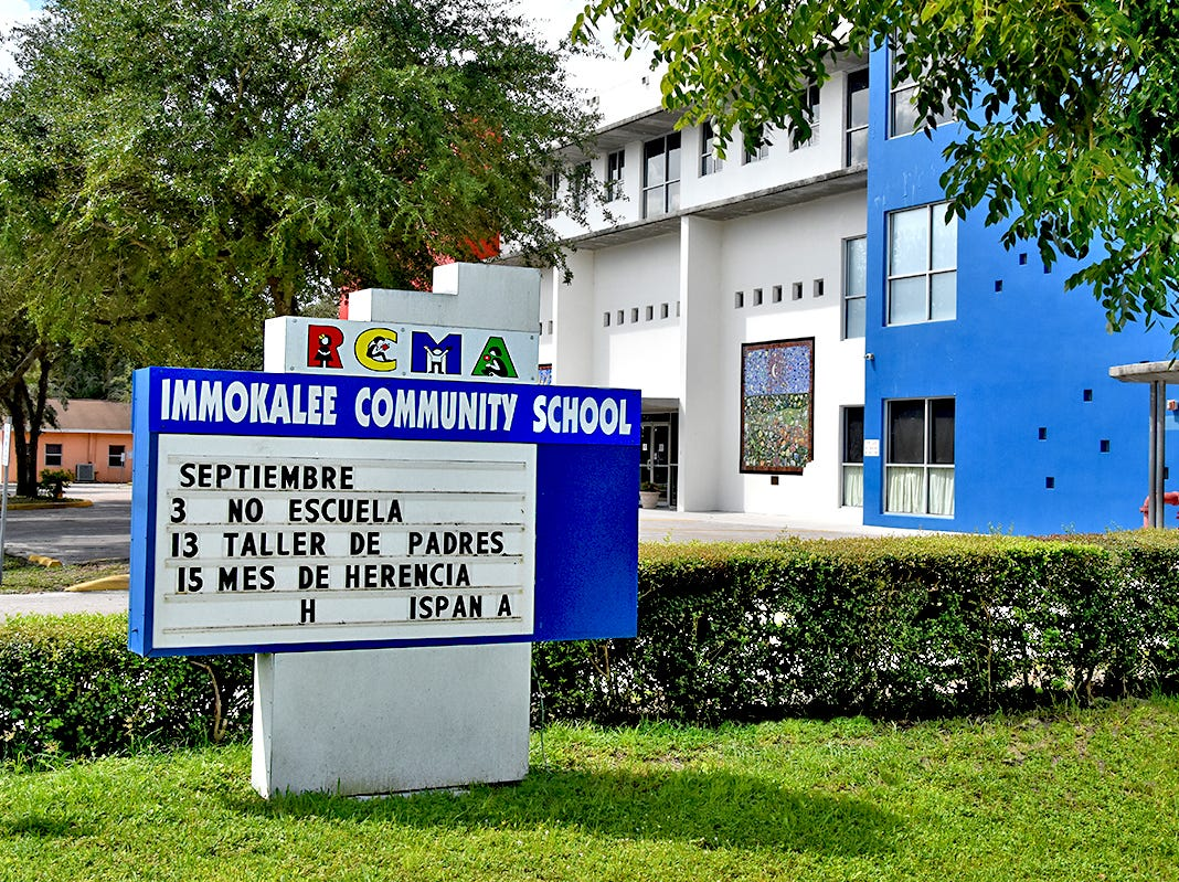 Immokalee Community School.
