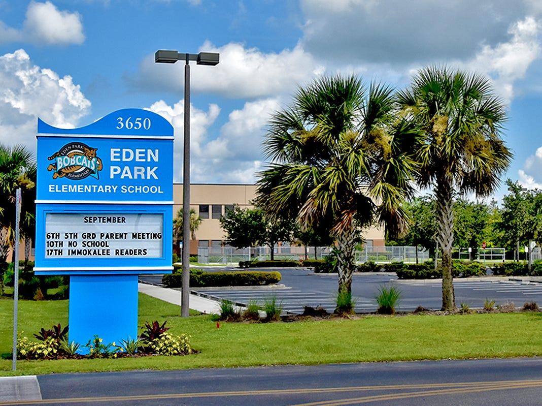 Eden Park Elementary School.