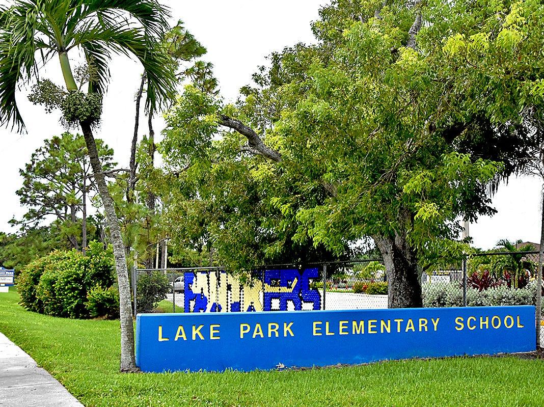 Lake Park Elementary School.