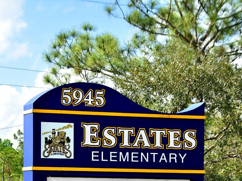 Estates Elementary School.