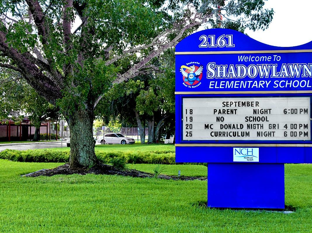 Shadowlawn Elementary School.