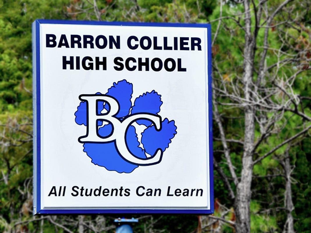 Barron Collier High School.