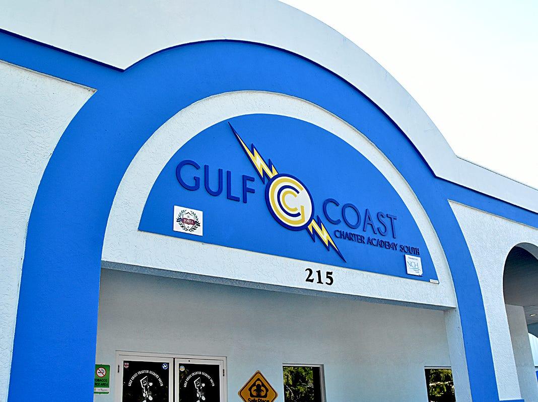 Gulf Coast Charter Academy South.
