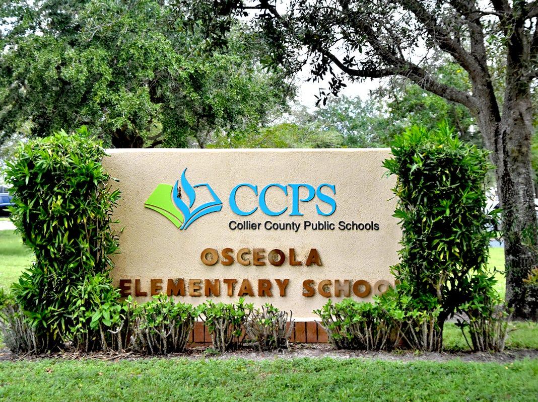 Osceola Elementary School.